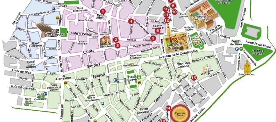 Bares y tapas en Sevilla para la Ruta de vinos