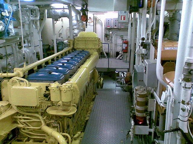 Bergen Engine