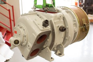 ABB VTR200 Turbocharger