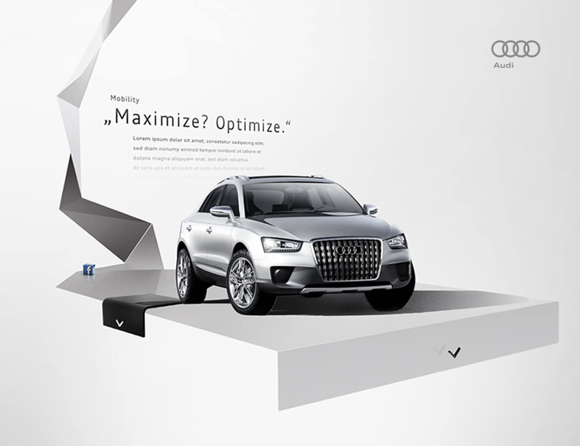 AUDI Q3 <BR>YOUTUBE <BR>SPECIAL
