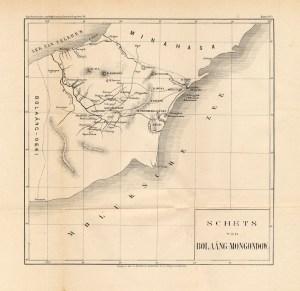 Schets van Bolaang-Mongondow - Stemler (1875)