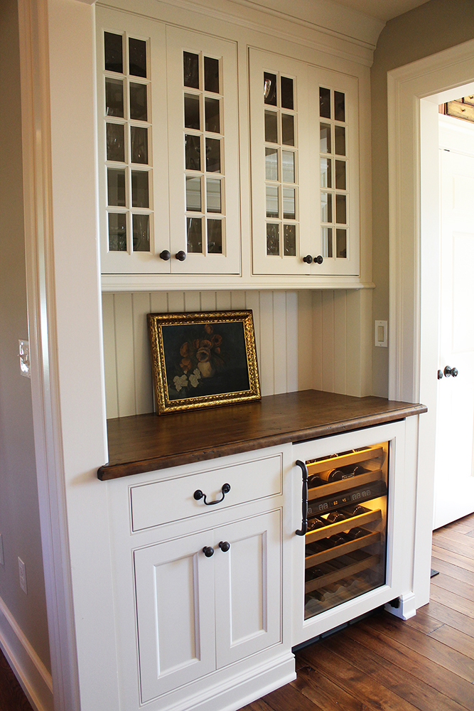 The Butlers Pantry Bartelt The Remodeling Resource