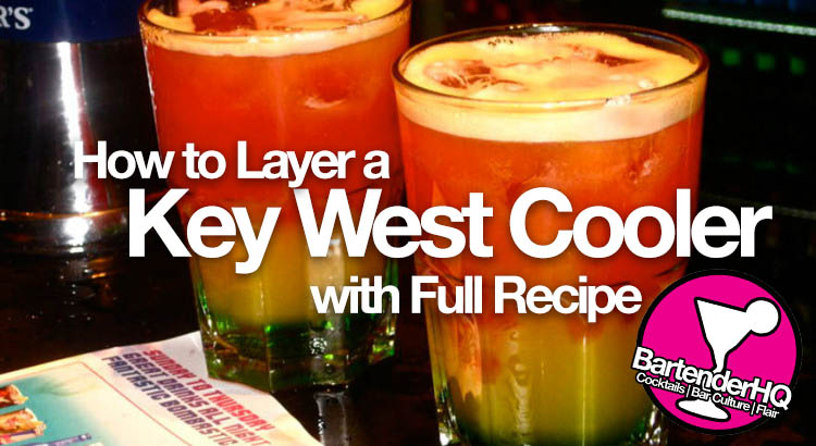 Key West Cooler Recipe