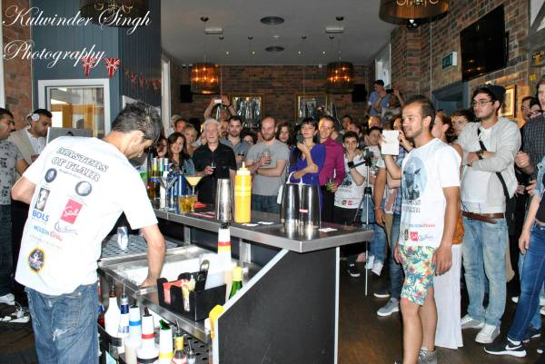 10 Ways to Score Better at Your Next Flair Bartending Competition.