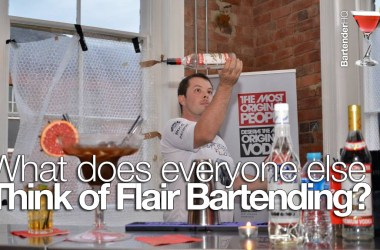 Flair-Bartending