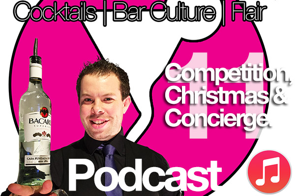 Competitions, Christmas & Concierge.
