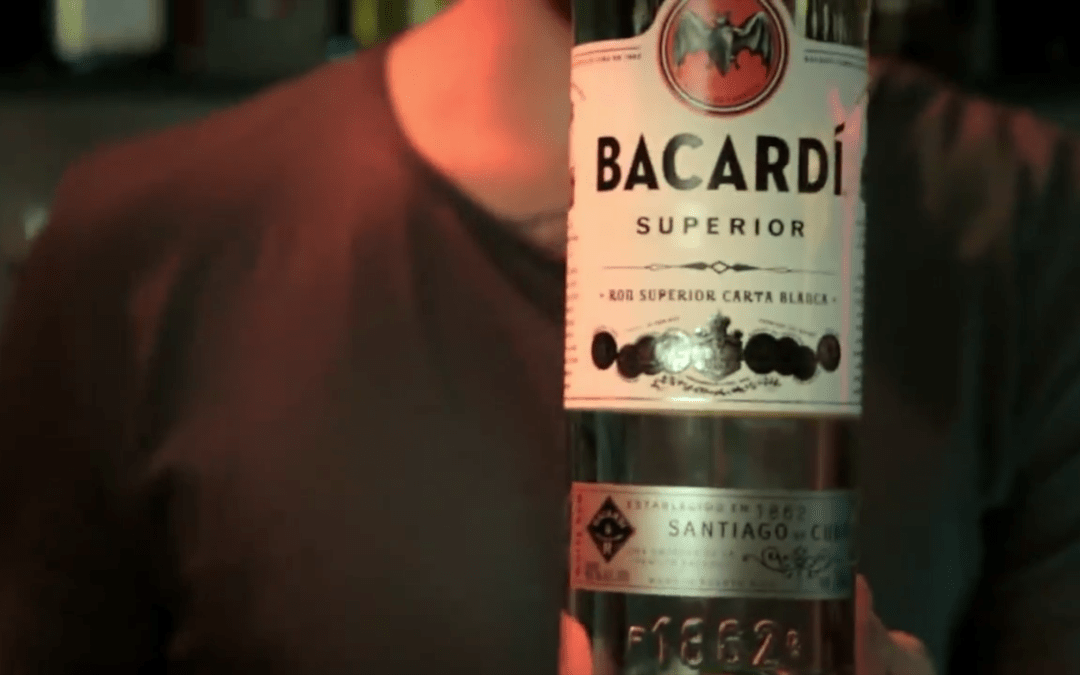 Bacardi Launch New Look Bottle