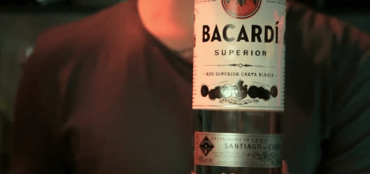 Bacardi 2015 Bottle