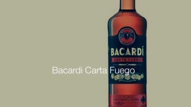 Bacardi Carta Fuego adds spice to the shooter market.