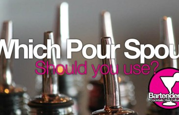 Pour Spouts for Bartenders, Which Should I Use?