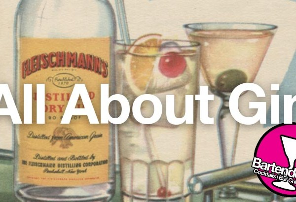 Gin: What it is and why you should drink it.