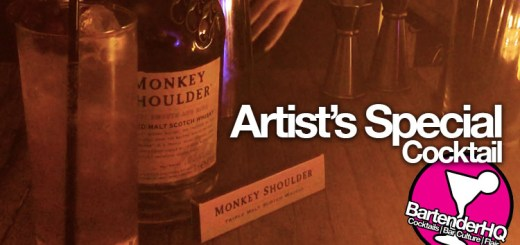 Artists-Special-cocktail