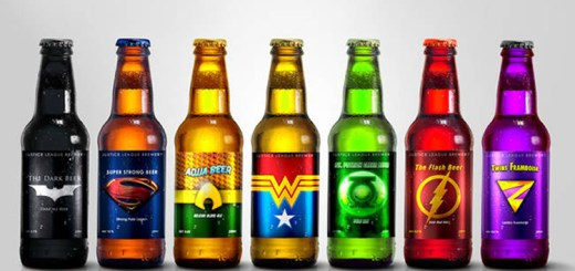 Superhero-beer