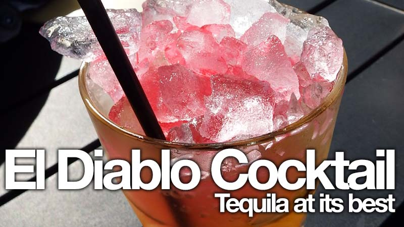 El Diablo Cocktail Recipe