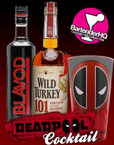 Deadpool Cocktail Ingredients
