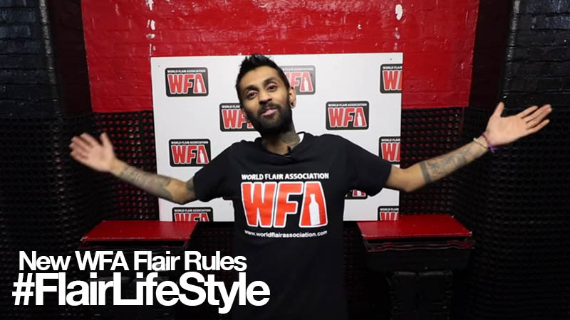 World Flair Association World Series Launch: FlairLifeStyle