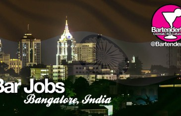 Bar Jobs: Bangalore India
