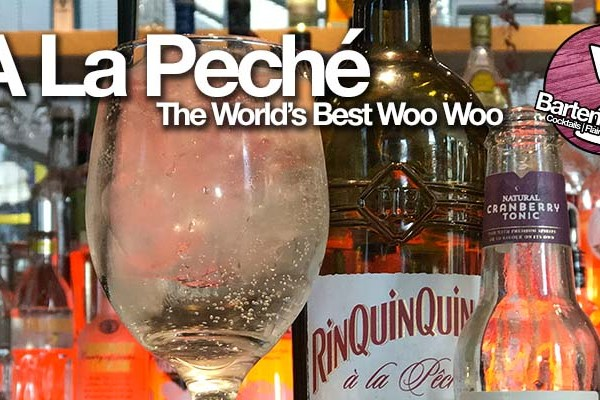 A La Peché – The World's Best Woo Woo Recipe!