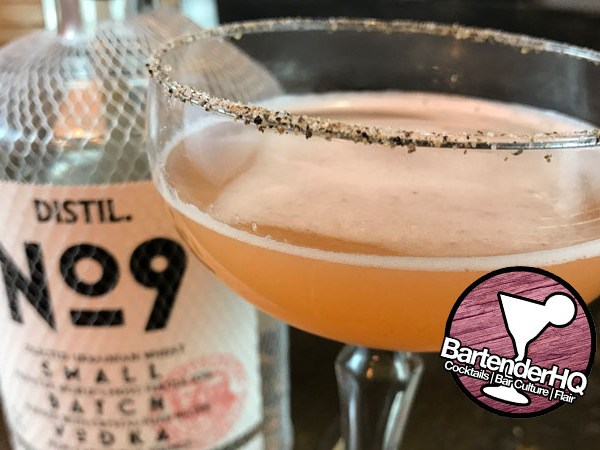 Fresh Bloody Mary Cocktail – Distil No 9 Creation