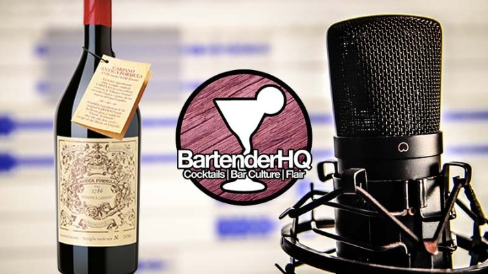 The Vermouth Ambassador, Samuel Boulton is joining us on today's podcast to talk all things Vermouth, as well as some of his background in bartending and what he's up to today. Sam will be joining the BartenderHQ team to provide more articles and content on the site covering his journeys around Europe to discover the best Vermouths and spirits from around the continent. We talk with the Vermouth Ambassador about keeping your Vermouth in top condition, vacuum packing smaller quantities to make sure it stays fresh and all about his favourite drinks and history in the industry.