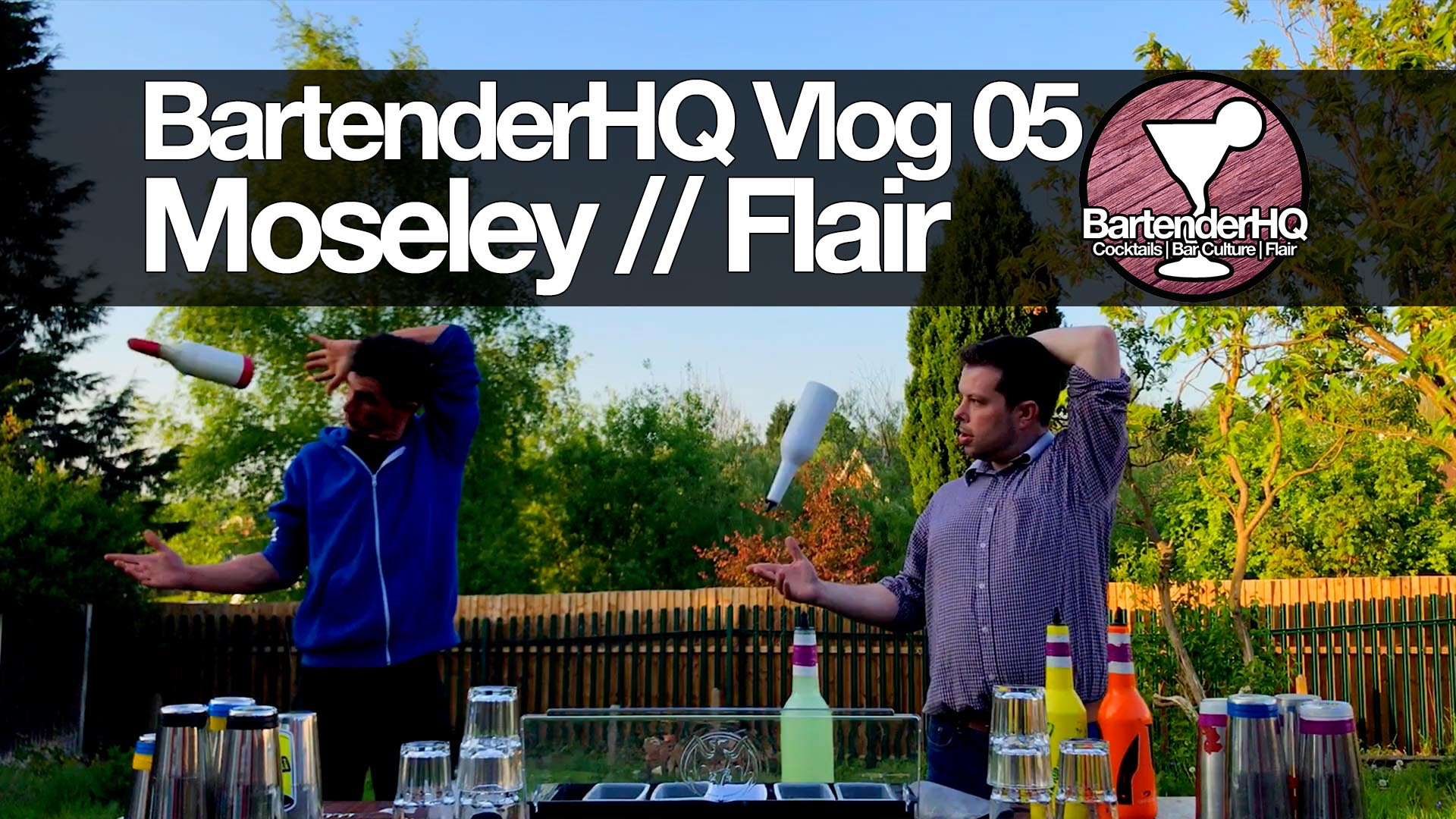 Moseley & Kings Heath – Plus Garden Flair! | BartenderHQ Vlog 05