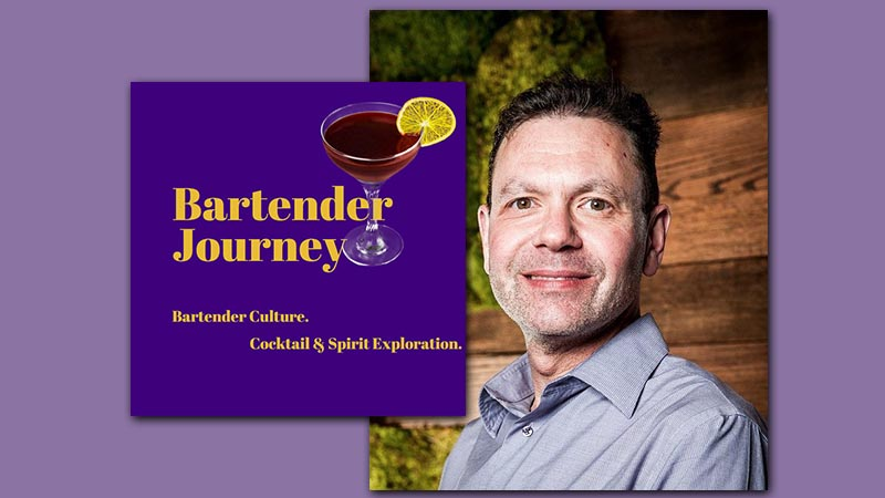Brian Weber from Bartender Journey is Back!