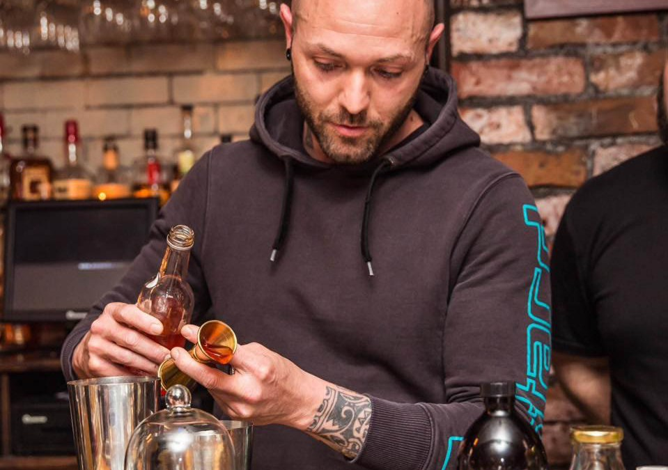 Gabry Carnaghi – The Vermouth Ambassador Cocktail Showcase