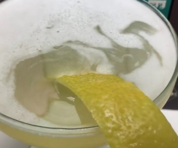 Bee's Knees Cocktail – Rock Rose Gin