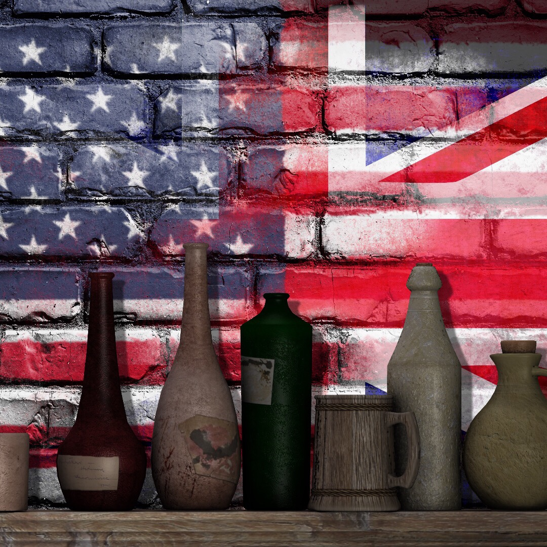 5 Differences Between British and American Bars