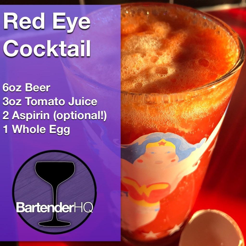 Red Eye Cocktail