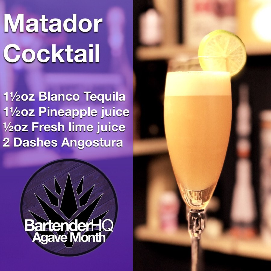 Matador Cocktail Recipe