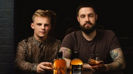 BREXIT WHISKY? THE WILDERNESS AND SACRED LAUNCH LIMITED EDITION 'BREXIT BLEND' WHISKY