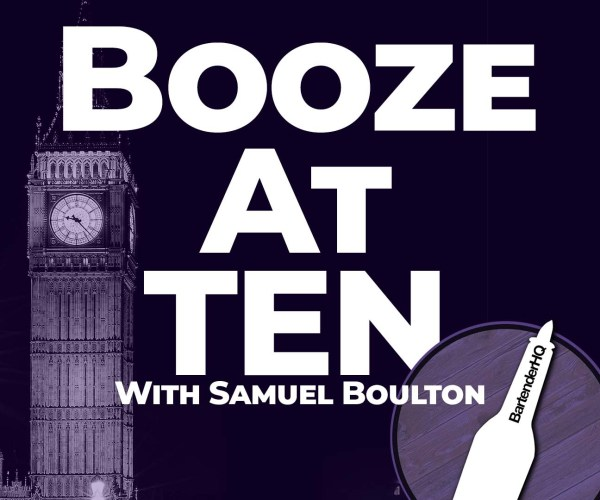 Booze at Ten 001 – Samuel Boulton from The Vanguard, Birmingham