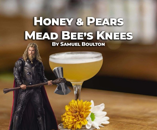 Drinks for Heroes – The Mighty Thor Cocktail