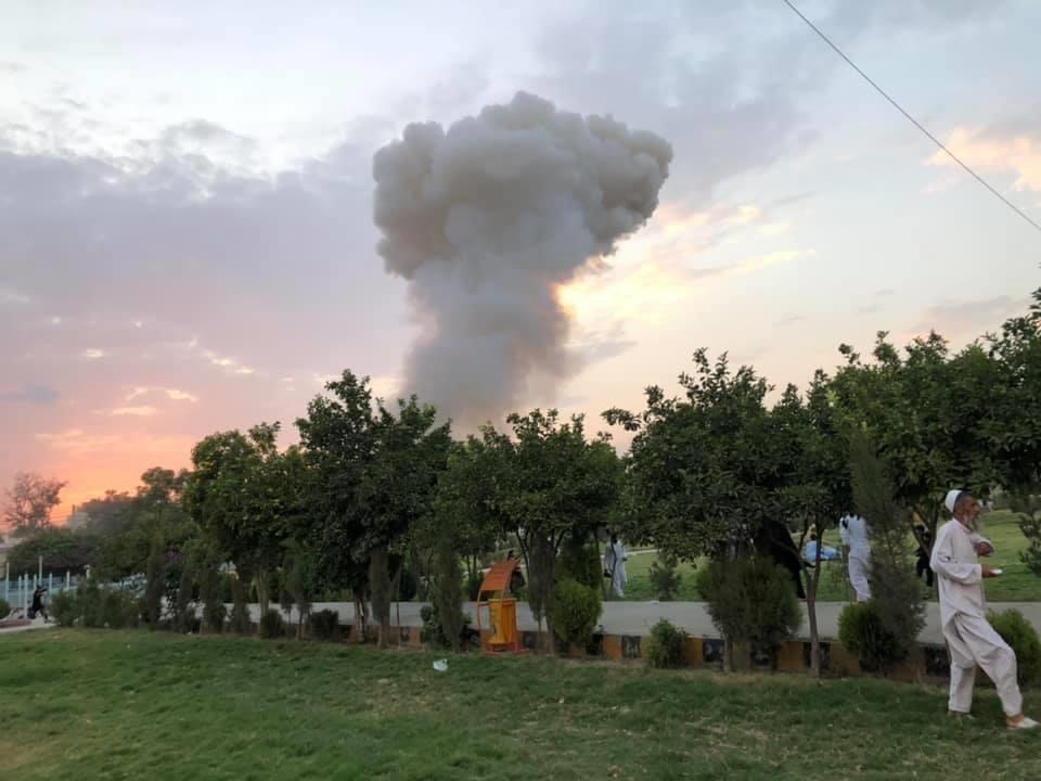 Afganistan'da bombalı araç saldırısı: 1 ölü, 18 yaralı