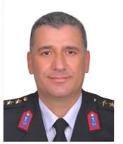 Bartın İl Jandarma Komutanlığına J. Kd. Alb. Ersin Aslan atandı
