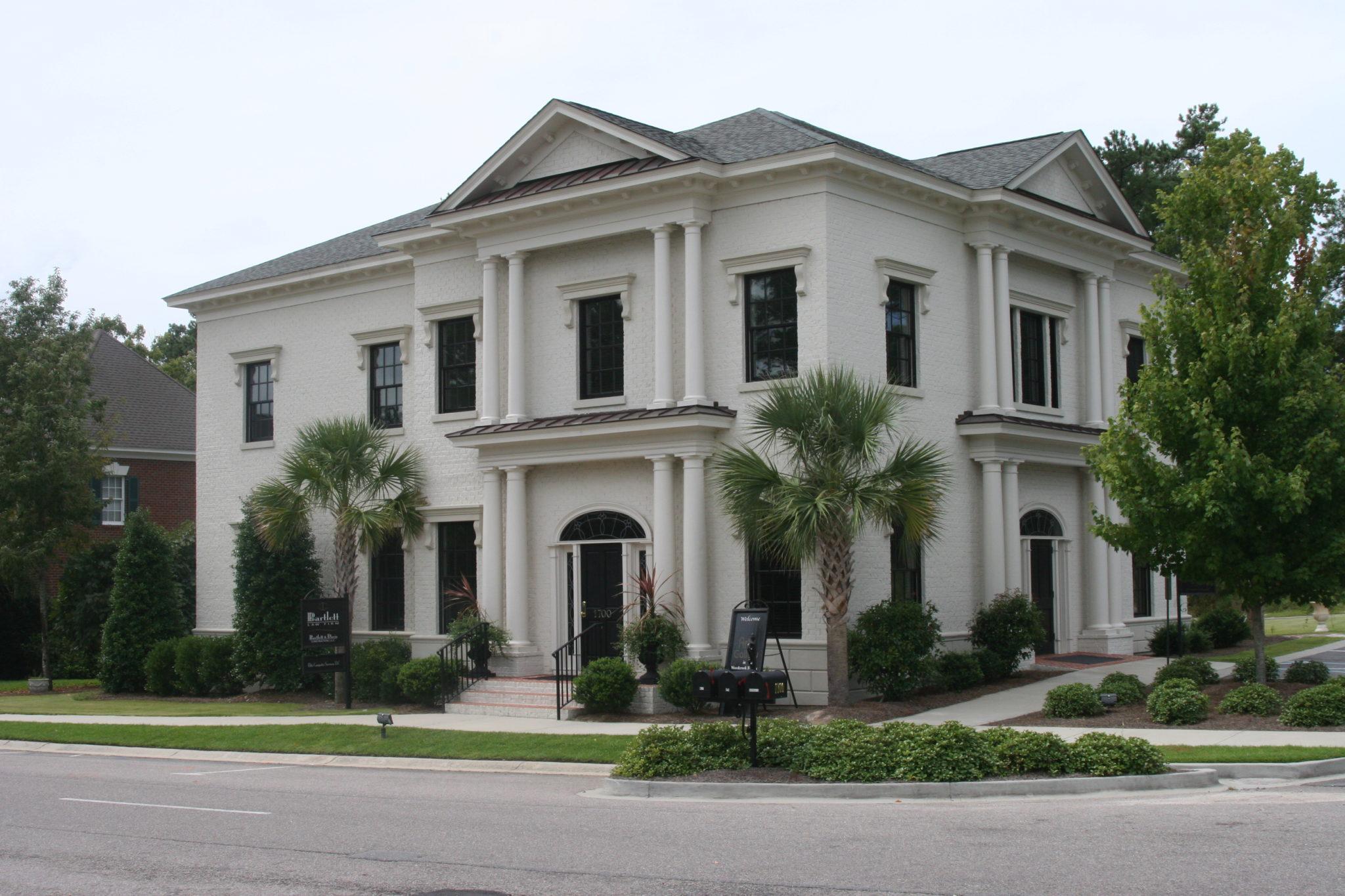 Bartlett Law Firm Columbia, South Carolina office