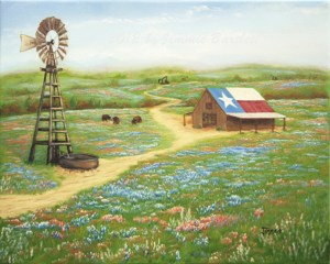Texas Countryside