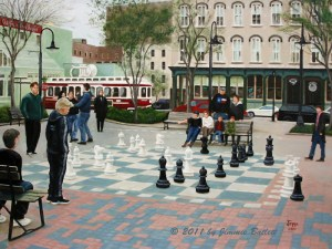 Old Galveston Square
