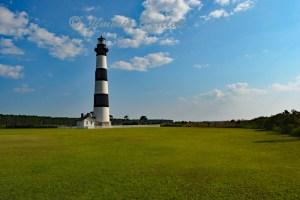 Bodie Island Lighthouse Photograph