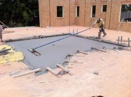 Elevated Concrete Deck