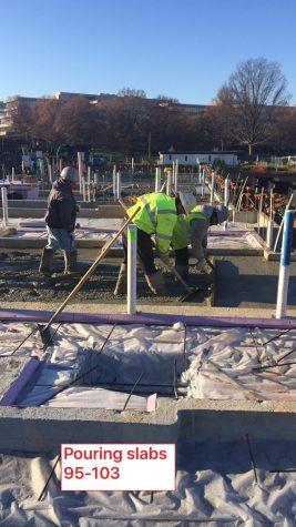 B03 Bartley EYA Montgomery Row Finishing Concrete Slab