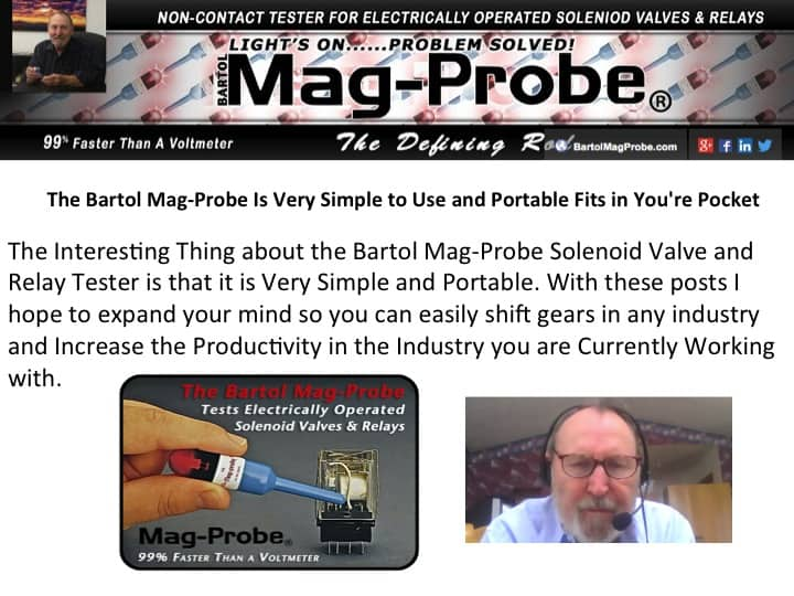 Mag-Probe