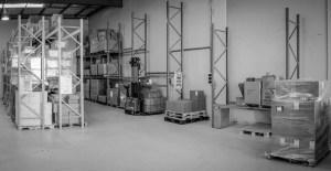 Barton Brands Warehouse