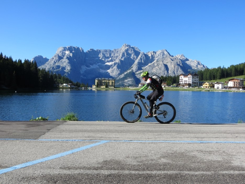 Barton Haynes Dolomites Italy