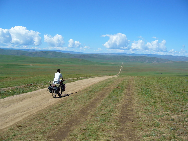 Barton Haynes Mongolia