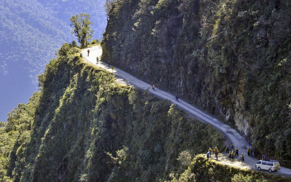 Barton Haynes The Death Road Bolivia