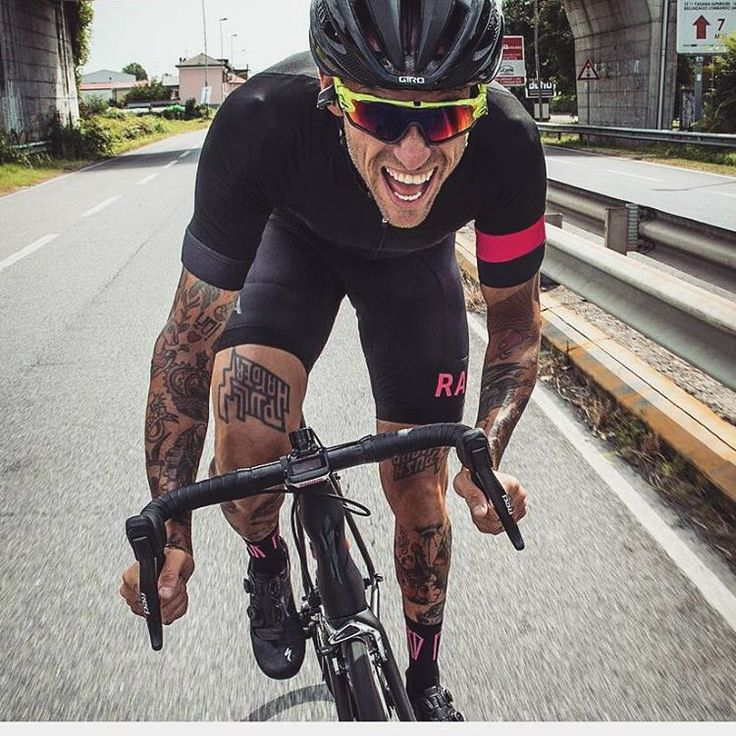 Barton Haynes Cyclist
