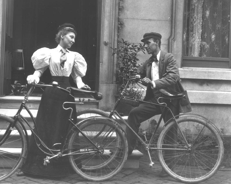 Barton Haynes CA Cyclist