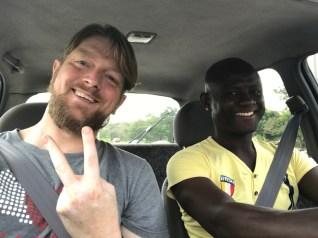 UberX w Ghanie